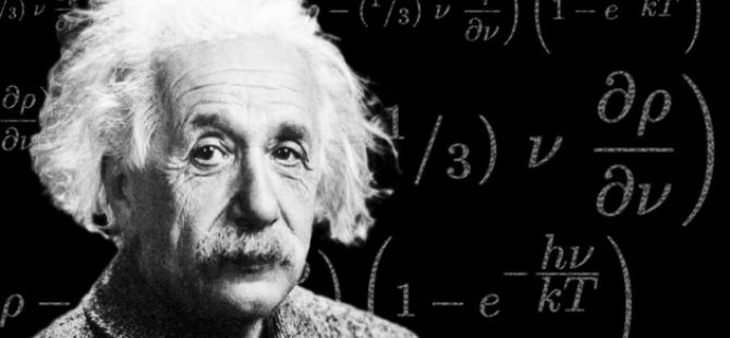 Einstein`den mutluluğun formülü